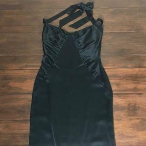 Betsey Johnson  New York Silk Wiggle Dress - 4